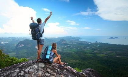 5 потрясающих мест для активного отдыха