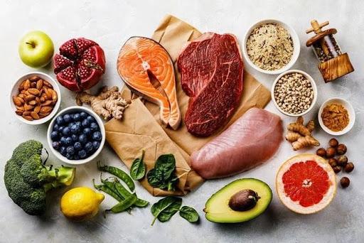 10 правил полезного питания